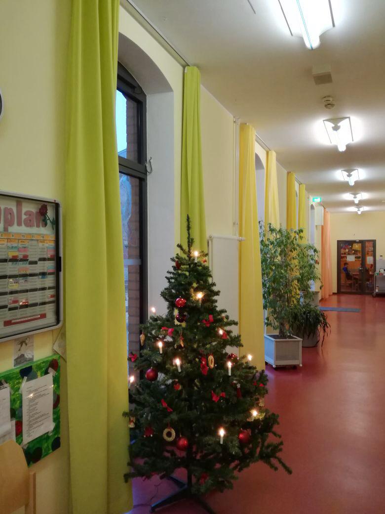 Kinderstation im Krankenhaus Eberswalde